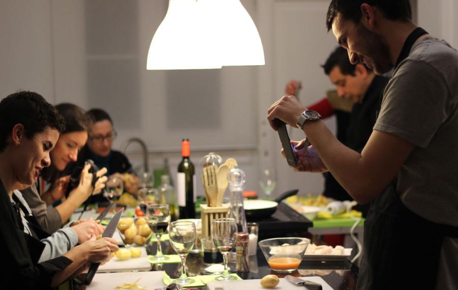 La cocina como estrategia de Team Building